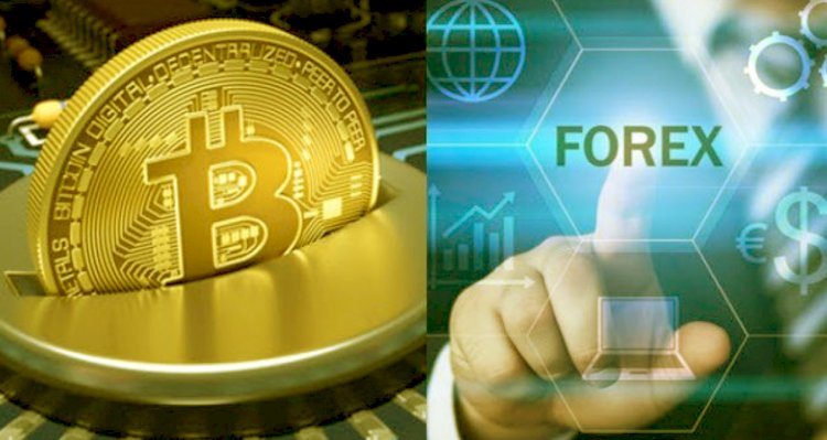 Bitcoin Trading vs Forex: How Does It Work- Part 1