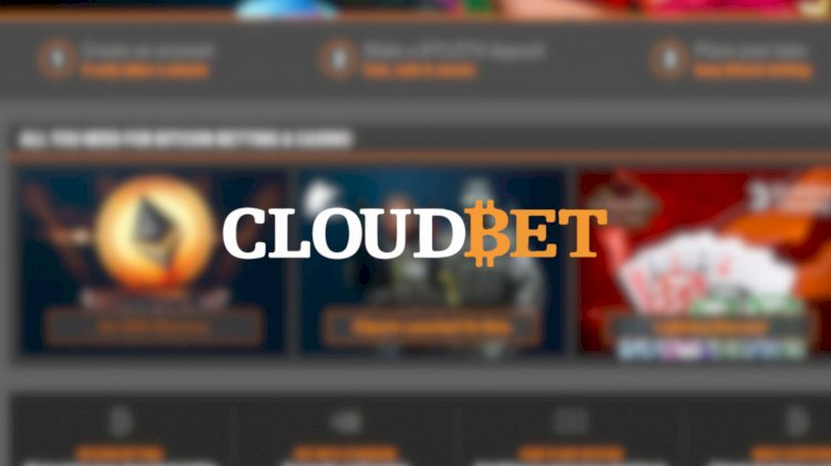 Here Is The News From Crypto World As Cloudbet Unveils Betting With Gold In Gaming World First