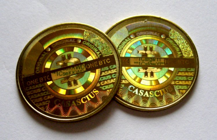 The Highest Number Of Physical Bitcoins In 3 Years Was Redeemed Last Month By Casascius Owners