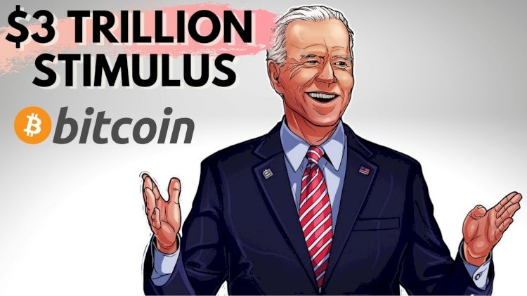 Ready To Bolster Bitcoin Is What Crypto Advocates Think Of Joe Biden's $3 Trillion Stimulus Plan Will
