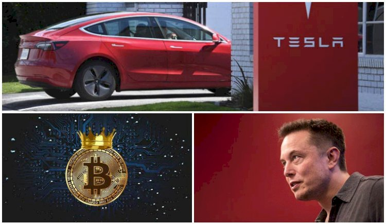 Tesla's Balance Sheet BTC Is Praised As Bitcoin Price Surpasses $44k Handle And ETH Futures Launch
