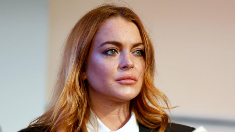 As Celebrities Are Flocking to Crypto in Great Number, Lindsay Lohan Tweets 'Bitcoin to the Moon'