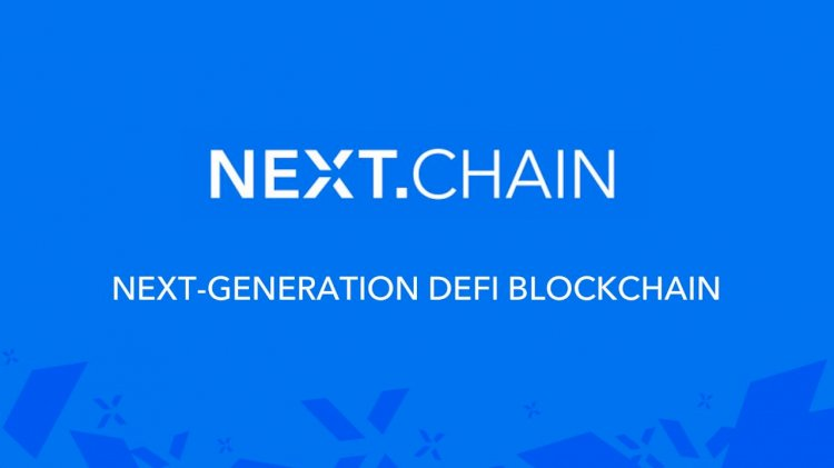 Hosting Its Liquidity Sale Event From The 24th Of February Is NEXT.chain, the Next DeFi Powerhouse